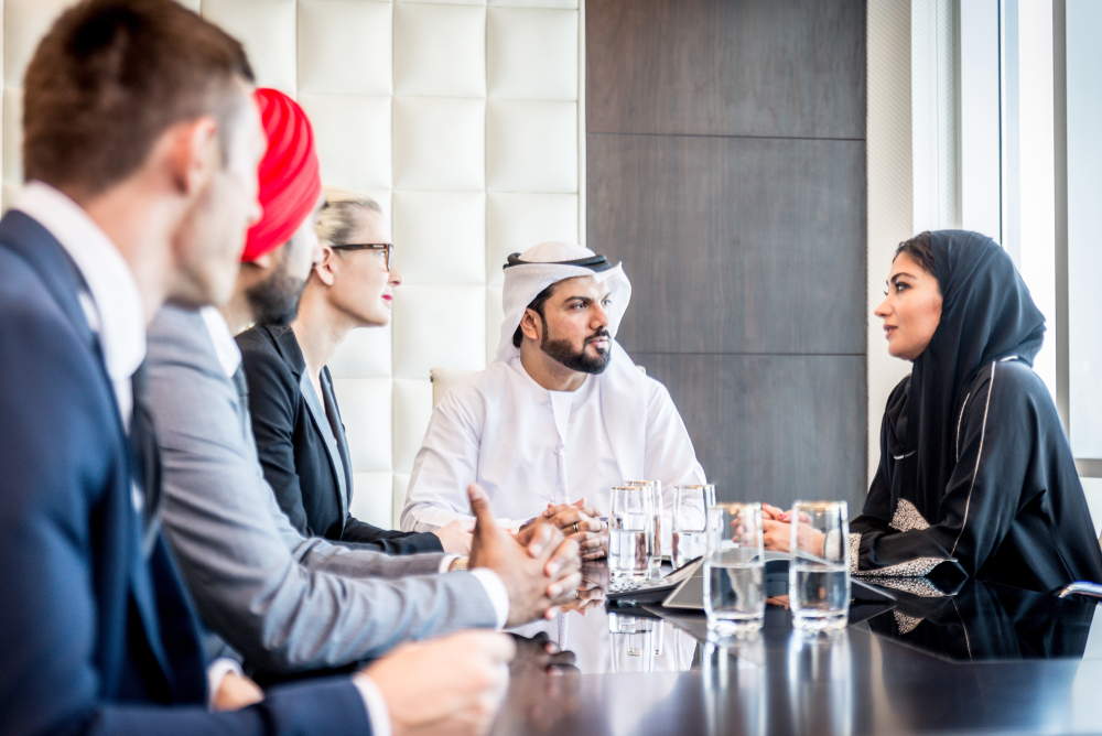 Making Business in the UAE